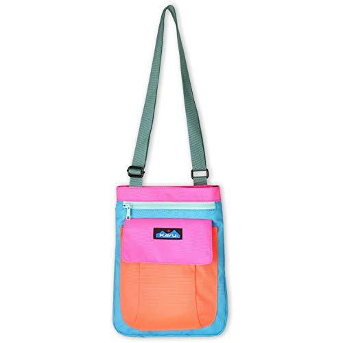 KAVU For Keeps Bag With Hip Crossbody Adjustable Purse Strap-Surf Dunes