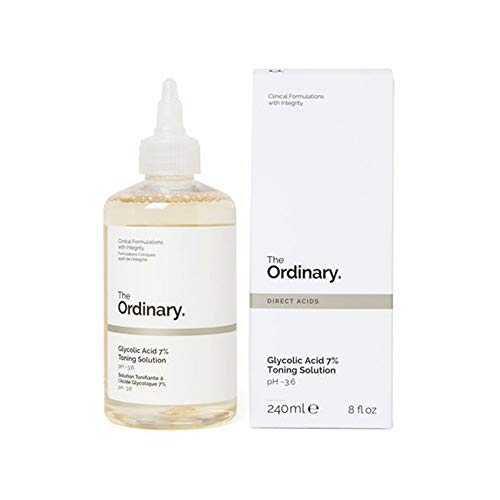 The Ordinary Glycolic Acid 7pct Toning Solution