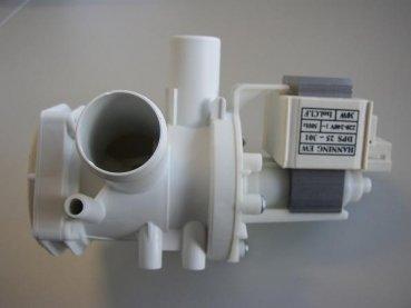 Laugenpumpe für Bosch Constructa Siemens Waschmaschine WFE WFF WFI WFK WFP WOH Original Hanning Qualitätspumpe