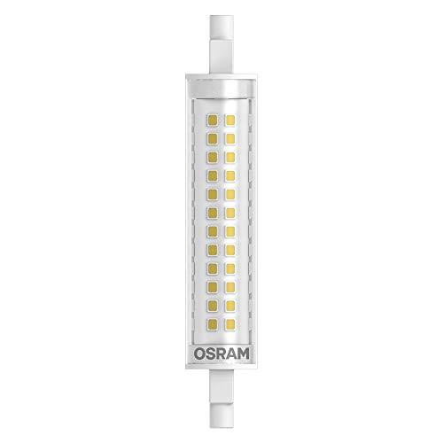 OSRAM LED Stablampe mit R7s Sockel, LED-Röhre mit 11 W, Ersatz für 100W-Glühbirne, Warmweiß (2700K)