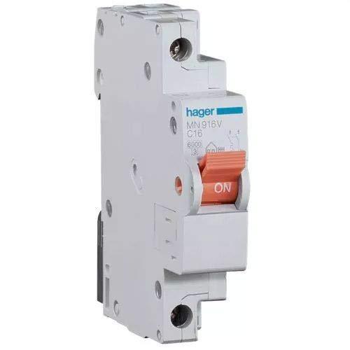 Hager presa 16a 250v 2,5ple Quick Connect sns016