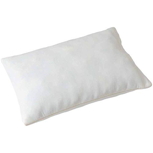アイリスプラザ 低反発チップウレタン枕 まくら 低反発 やわらかい ホワイト LHTM-14 60×40×14cm
