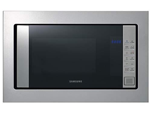 Samsung FG77SUST/XEG Einbau-Mikrowelle mit Grill Edelstahl 20L Crusty Plate