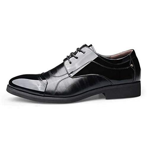XIGUAFR Homme Chaussure de Mariage d'uniforme Habillée...