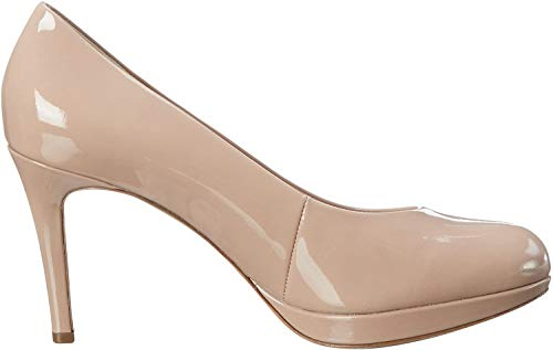 Högl Damen STUDIO 80 Pumps, Beige (Nude 1800), UK 5