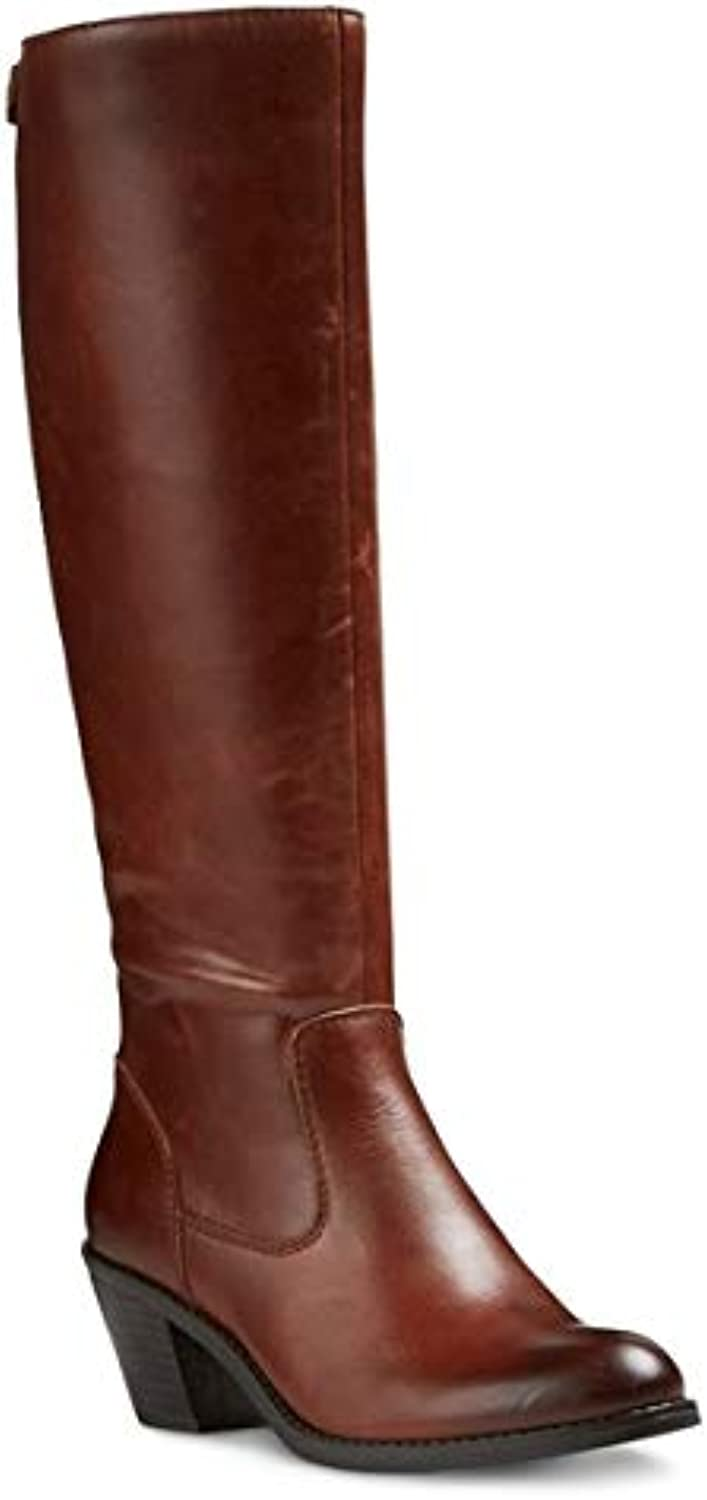 Genuine 1976 Madison Red Cedar Boots Size 6 1 2