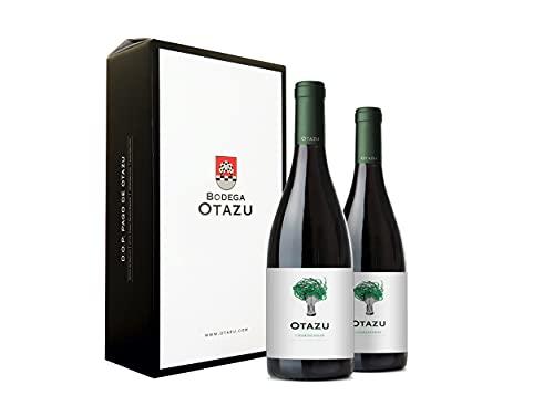 Otazu Chardonnay. Vino Blanco 100% Chardonnay. D.O. Navarra (Estuche 2 botellas)