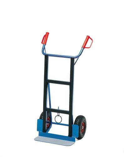 """fetra 11040 Ger""""te-Transportkarre, Stahlrohr, Tragkraft: 350 kg"""