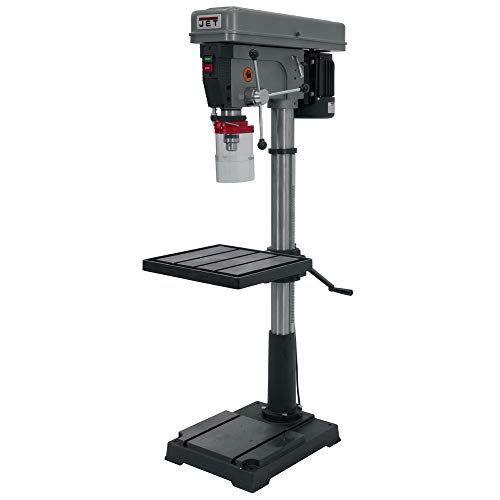 Great Price! JET J-2550 20-Inch 1-Horsepower 115-Volt Single Phase Floor Model Drill Press