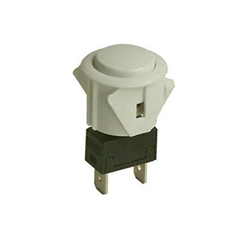 ELECTROLUX - INTERRUPTEUR ECLAIRAGE UNIPOLAIRE BLANC POUR CUISINIERE ELECTROLUX