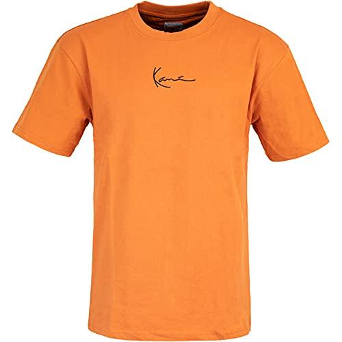 Karl Kani Small Signature T-Shirt (L, orange)