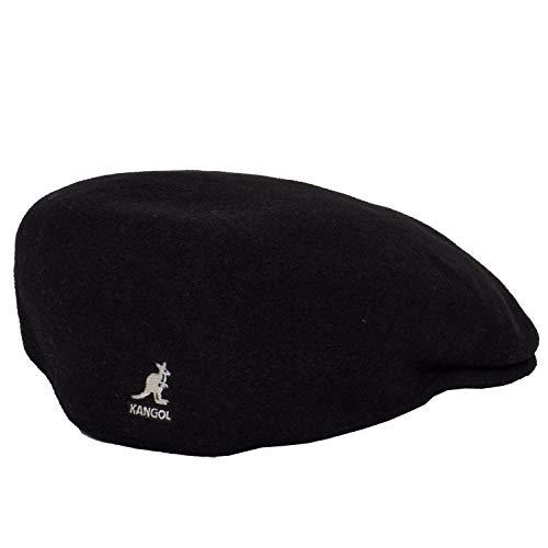 KANGOL カンゴール ハンチング ウール 帽子 ベレー帽 WOLL 504 定番 BACK TO FRONT 0258BC 197-169001 107-169001