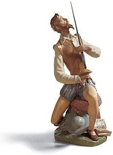Lladro Don Quixote Sitting