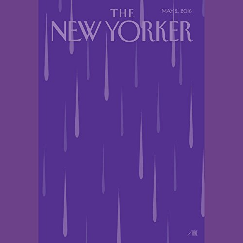 The New Yorker, May 2nd 2016 (Siddhartha Mukherjee, Eyal Press, David Denby) audiobook cover art