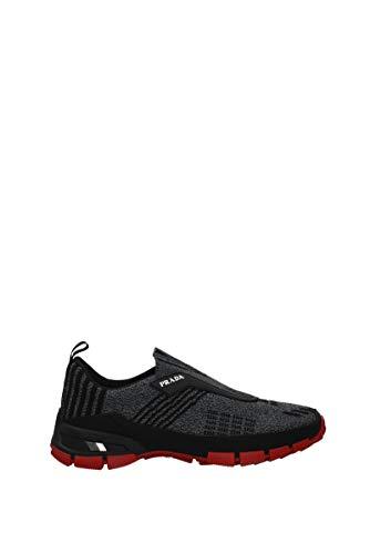 Prada Sneakers Herren - Stoff (4O32232ODRF0N98) 42 EU