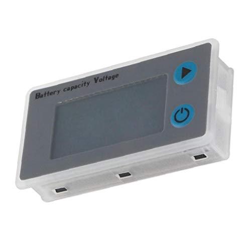 Probador de la batería Capacidad de voltaje Comprobador medidor digital JS-C33 12V de litio del hierro de plomo sin baterías NiMH precisos Productos de instrumentos