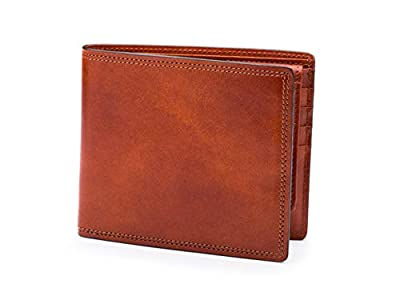 Bosca Men's Euro Sized Passcase in Dolce Leather - RFID