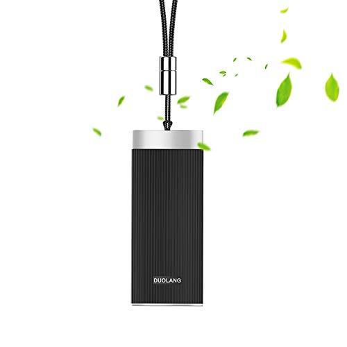 HUIDANGJIA Personal Mini Wearable Air Purifier,rechargeable ionizer...
