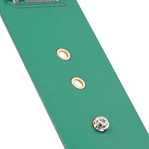 Yuyanshop Converter Adapter Card Hard Drive Adapter Hard Drive M.2 NGFF SSD Adapter Optical Drive Adapter Converter Home Industry for Repiar Shop Factory