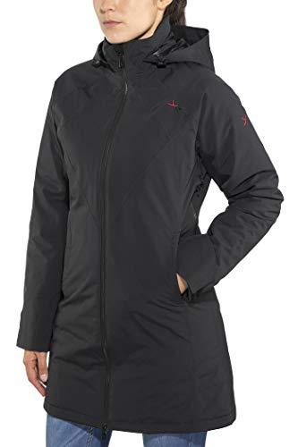 YETI RAA W's Hardshell Down Coat Damen Hardshellmantel mit Daune Mantel, Black, Größe L