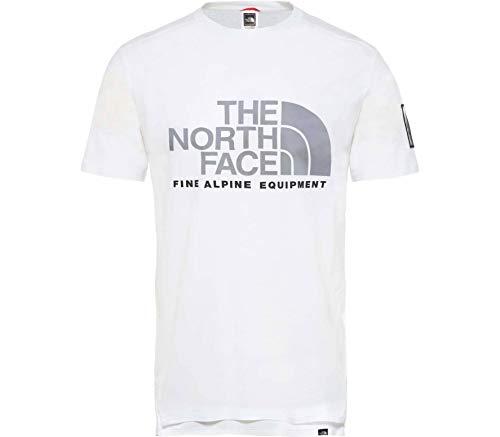 The North Face - Camiseta para hombre T94M6NFV3 White AI19 blanco XXL