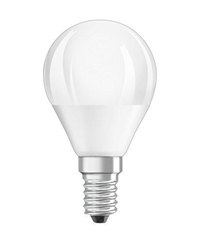 Osram LED Base Classic P Lampe,  5 W, Ersatz für 40-W-Glühbirne, Warmweiß, 3er pack