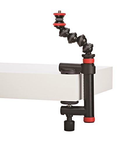 Joby Action Clamp mit GorillaPod Arm (geeignet für Action Cams und Kompaktkameras)