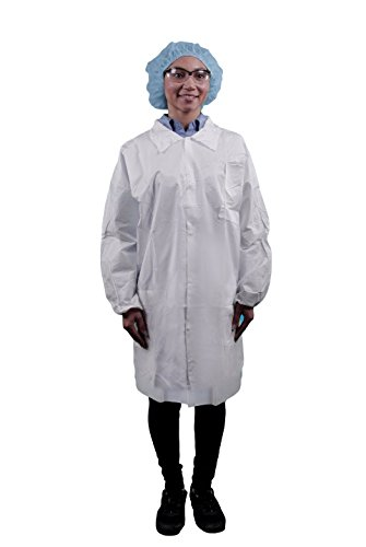 Keystone LC3-WE-KG-SM Key Super popular specialty store Guard Lab 3 Front Pockets Snap Directly managed store Coat