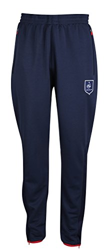 Hose Fit Training FFF–Offizielle Kollektion Equipe de France Fußball–Größe Erwachsene Herren XX-Large blau