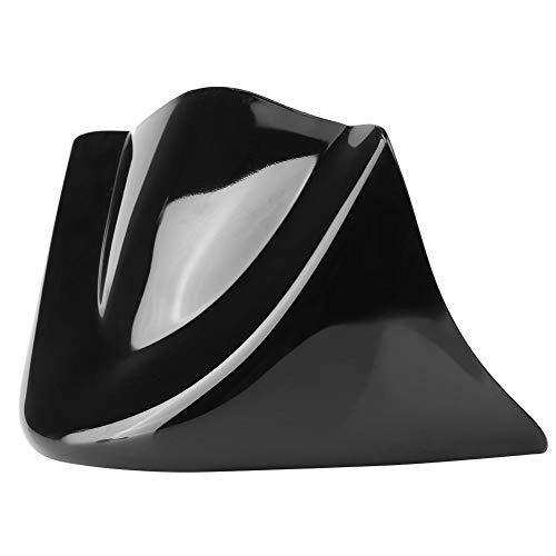 KIMISS Guardabarros de parabrisas de Carenado del aire de Alerón delantero de la motocicleta para 2006-2017 (Plástico)