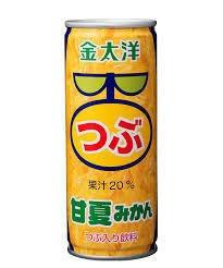 太洋食品 つぶ甘夏みかんドリンク (250g) 30入 [Z]