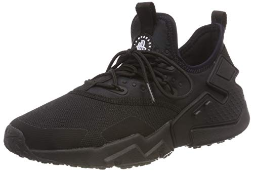 Nike AH7334-003: Mens Air Huarache Drift Black/White Sneaker (10 D(M) US Men)