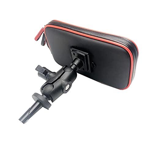 Yige Store Accesorios de la motocicleta GPS Marco de navegación soporte de...