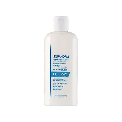 Ducray Squanorm Shampoo Forf SECC, 200ml