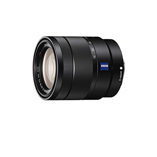 Sony SEL-1670Z Obiettivo con Zoom 16-70 mm F4.0, Serie Zeiss, Stabilizzatore Ottico, Mirrorless APS-C, Attacco E, SEL1670Z
