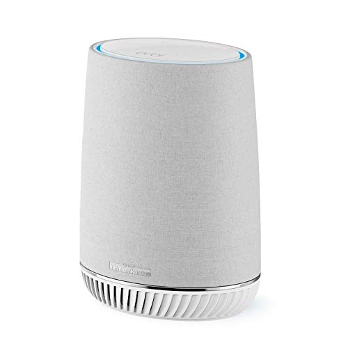 Netgear Orbi Voice RBS40V AC2200 Mesh Tri-Band WiFi Extender and Smart Speaker $99.99