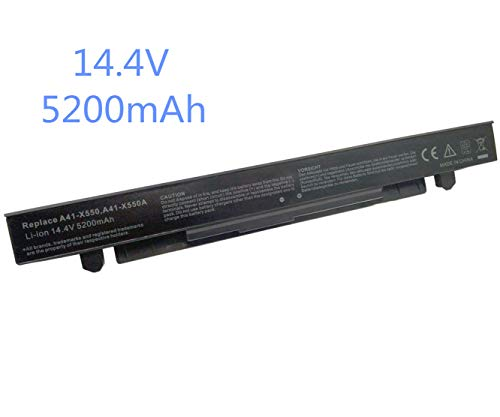 7xinbox 5200mah 8cells X550A Repuesto Batería para ASUS A41-X550 A41-X550A A450 P550 F550 k550 R510 X450 X550 A450C A550C X550A X550B X550D