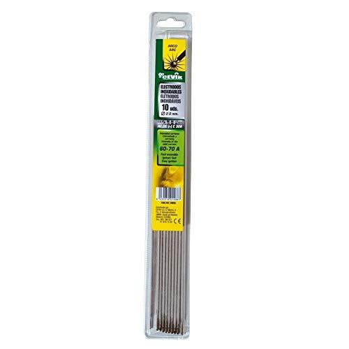 Electrodos Soldadura 2,5 Inox Marca Cevik