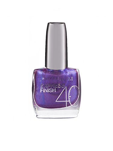 MAYBELLINE - Express Finish 40 secondes - 250 Violet Profond - 10ml