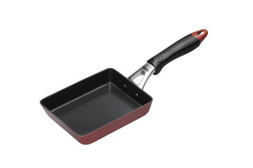 ¿Sartén de cerámica Sera Yousave tortilla negro nonies? Fuego de gas correspondiente CF-EA-BK