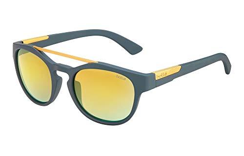 bollé Unisex– Erwachsene Boxton Sonnenbrillen Gray Medium, Cool Grey Matte