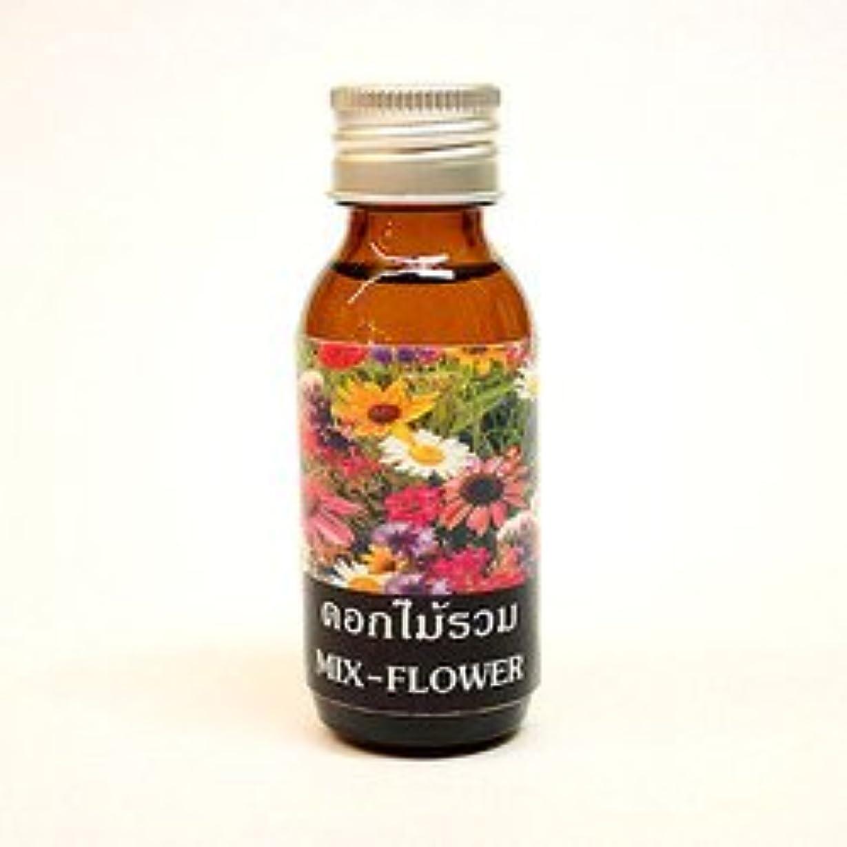 耳トラップセラフミックスフラワー 〔Mix-Flower〕 アロマテラピーオイル 30ml アジアン雑貨
