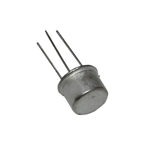 2N2219-Cen1 Transistor: NPN bipolär 30V 0,8A 800mW TO39 Central Semiconductor Co