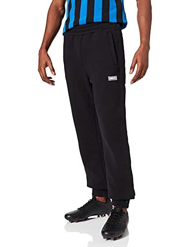 NIKE M NK FC Fleece Pant Pants, Black/(Clear), 2XL Mens
