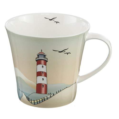 Goebel Scandic Home Lighthouses - Künstlerbecher Bunt