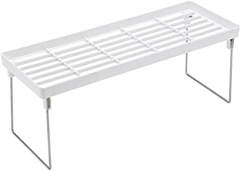 Adjustable Kitchen Storage Rack Cupboard Shelf Non Metal Limited price Mail order sale