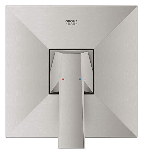 Grohe 24071DC0 Allure Brilliant - Grifo mezclador monomando para ducha