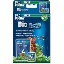JBL Nachfüllset für Bio-CO2-Düngeanlagen: Versorgt 30-80 l Aquarien 40 Tage lang