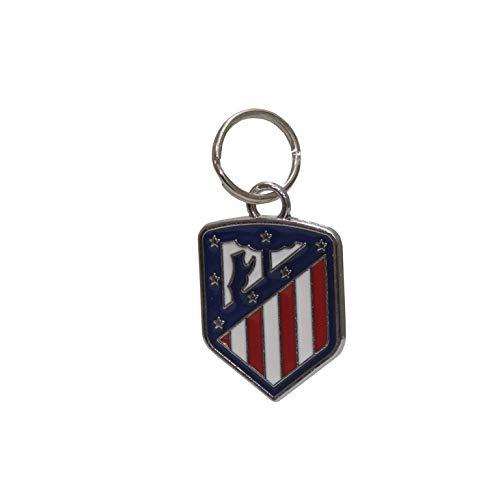 Atlético de Madrid ID-01-ATL Chapa identificativa para Perros