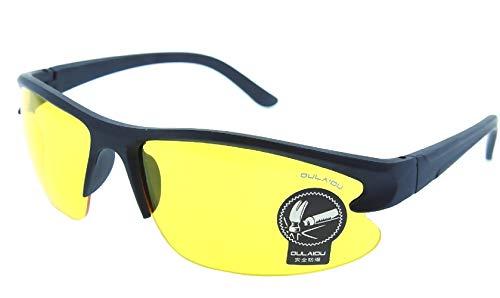 Zonnebril - sport - heren - hardlopen - fietsen - skiën - uv400 gepolariseerd